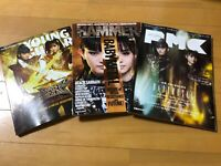 BABYMETAL special feature Magazine set of 3 SU/MOA Metal With tracking number