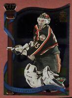 2001-02 Pacific Crown Royale #73 Manny Fernandez Minnesota Wild Hockey Card