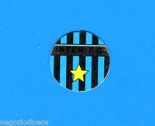 KICA - Sorprese Decalcomania Figurina-Sticker anni 60 - INTER SCUDETTO METALLO