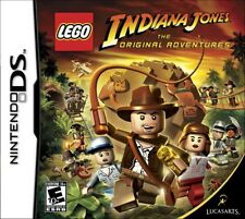 Jeux Nintendo DS (fonctionne sur 3DS): INDIANA JONES THE ORIGINAL ADVENTURES