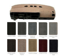 Volkswagen VW Dash Cover Custom Fit - You Pick Color - Many Models & Years CP1VW