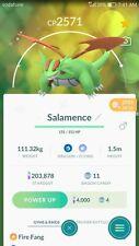 Pokemon Go Shiny Salamence 😍✨Legacy Outrage