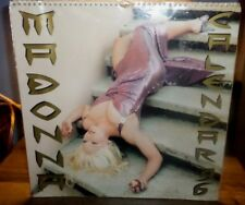 MADONNA 1996 CALENDAR NEW 15X15 IMPORT TAKE A BOW HUMAN NATURE SECRET BEDTIME