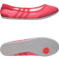 Adidas Sunlina W Orange Rot Damenschuhe Ballerinas Fashion Sneaker Style NEU