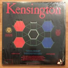 Kensington (1979) Board Game • case, board and pieces all included