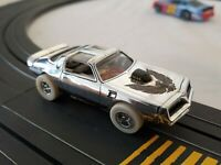 AUTO WORLD X-TRACTION  Smokey & The Bandit Trans Am Working Lights HO SLOT CAR
