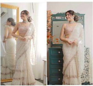 Saree Blouse Indian Designer Collection Party Wear Wedding Pakistani Sari blouse