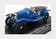 Lorraine Dietrich B3-6 #6 Winner Le Mans 1926 R.Bloch Rossignol IXO 1:43 LM1926