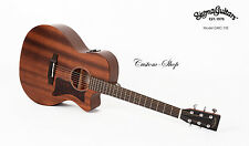 SIGMA GUITARS Guitar GMC-15E Custom + Fishman IQ+ Cutaway / A1 Top NEW/NEW