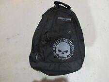 Harley Davidson - Willie G. SKULL Sling Over The Arm Backpack