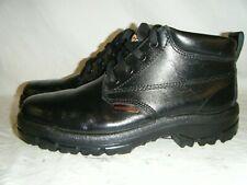 Genuine British Army RAF Surplus Safety Steel Toe Cap Work Hiking Boots All Size