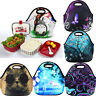 Portable Neoprene Thermal Insulated Lunch Bag Tote Box Cooler For Kids Adults