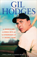 Gil Hodges by Clavin and Peary Hardcover Book Brand NEW