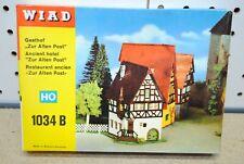 Wiad #1034B Restaurent Model Kit *HO-Scale*