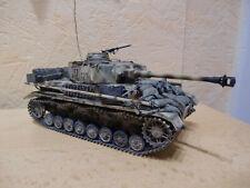 Modellbau 1:35 Panzer IV gebaut