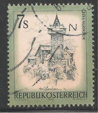 Austria #969 (A395) VF USED - 1973 7s Falkenstein Castle, Carinthia