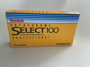5 x Rolls KODAK EKTACHROME Select 100 Color Reversal Film-120 MED FORMAT Expired