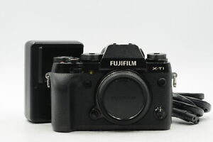 Fuji Fujifilm X-T1 16.3MP Mirrorless Digital Camera Body #557