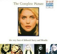 Deborah Harry and Blondie : The Complete Picture CD (2003)