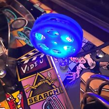 Creature From the Black Lagoon CFTBL Pinball Machine MOVIE REEL LED mod (bally)