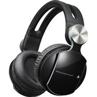 Sony - PULSE Wireless Stereo Headset - Elite Edition for PlayStation 4, 3 & Vita