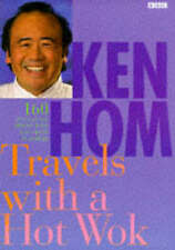 Ken Hom Travels with a Hot Wok, Hom, Ken | Hardcover Book | Good | 9780563383949