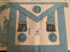 Masonic Craft Regalia Master Masons Mm Apron #1371