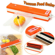 Home Automatic Electric Vacuum Food Saver Sealer Storage Machine With 10 Bags