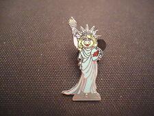 Disney Wdw Muppets Miss Piggy Statue Of Liberty Pin