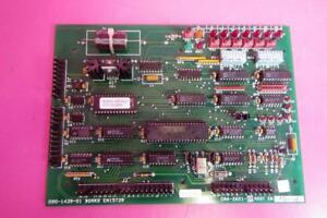 SWISSLOGIC SWISSLOG TRANSLOGIC 086260103 TUBE SYSTEM TU/BLOWER BOARD NETWORK
