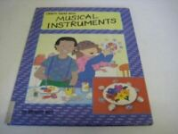 Musical Instruments (Crafty Ideas), Rice, Melanie, Very Good, Hardcover