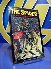 Comic Tapa dura THE SPIDER-el requiem de los carroñeros