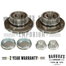 x2 REAR WHEEL BEARING WITH ABS RING FIT FOR A SEAT IBIZA MK2/3 1993 - 2002 *NEW*