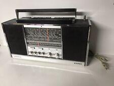 Radio ghettoblaster boombox 70s 80s Grundig Concert boy 1000 fonctionnel works