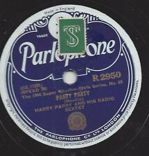 Orchestra Harry PARRY 1944: gone With the Wind