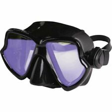 RED or YELLOW Scuba Color Correction Lens Mask Scuba Dive Snorkeling UV Guarded