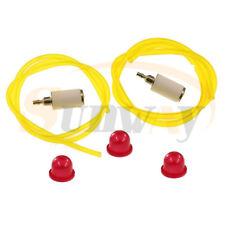 Rep MCCULLOCH GBV325 GBV345 Laubbläser Grundierung Filter und Kraftstoffrohr Gesundheit Kit