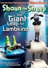 SHAUN THE SHEEP - ONE GIANT LEAP FOR LAMBKIND (DVD)