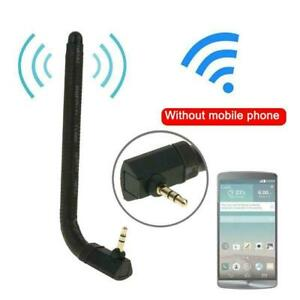3.5mm External Antenna Signal Booster For Mobile Cell Phone Hot Outdoor