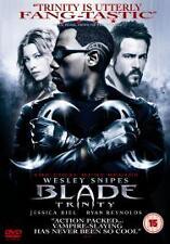 Blade Trinity (DVD, 2005, 2-Disc Set) Free UK Postage