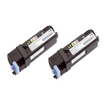 2 Yellow Compatible Toner Cartridge For DELL 2130CN 2135CN