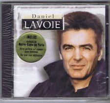 CD NEUF DANIEL LAVOIE OU LA ROUTE MENE