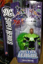 DC UNIVERSE  JUSTICE LEAGUE GREEN LANTERN  PURPLE CARD