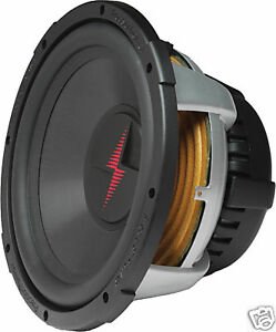 """Precision Power PC 104, 10"""" Subwoofer Power 500 Watts"""