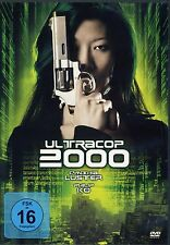 Ultracop 2000 ( Action-Sci-Fi ) mit Yukari Oshima, Melvin Wong, Phillip Ko NEU