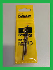 DEWALT Dt5042 2 St. Hss-g Metallbohrer DIN 338 4x75x43mm