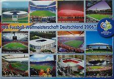 Stadionpostkarte Spielorte FIFA Fussball WM Deutschland 2006 # W-2001