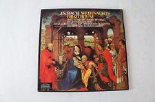 Bach Weihnachts-Oratorium Collegium Aureum Schmidt Gaden Parnass 62598 LP55