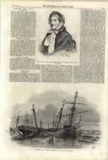 1861 LE NAVI recenti distrutto a Hartlepool, Signora Lavinia ryves Princess richiesta