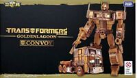 35th Limited Item! Transformers Golden Lagoon Convoy Masterpiece (MP) F/S/W/Tr.#